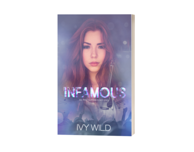 Infamous Special Edition Signed Paperback