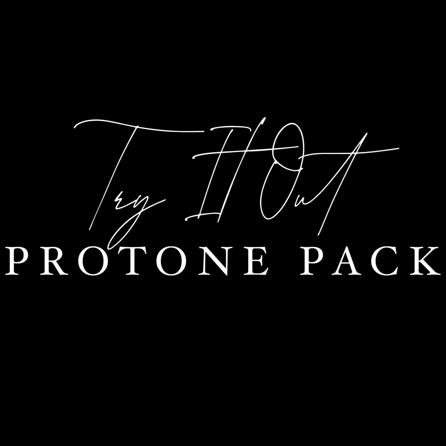 Sample Pack: Protones **US SHIPPING INCLUDED