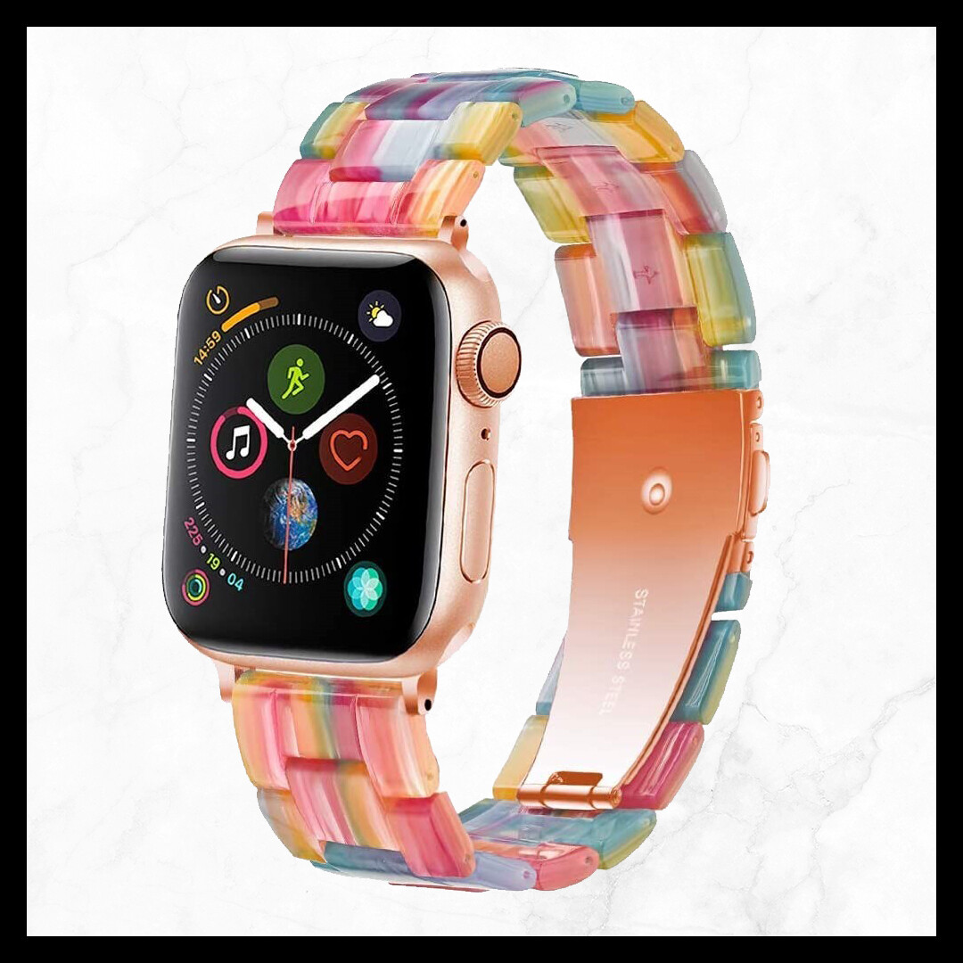 Techmate Candy Resin Band