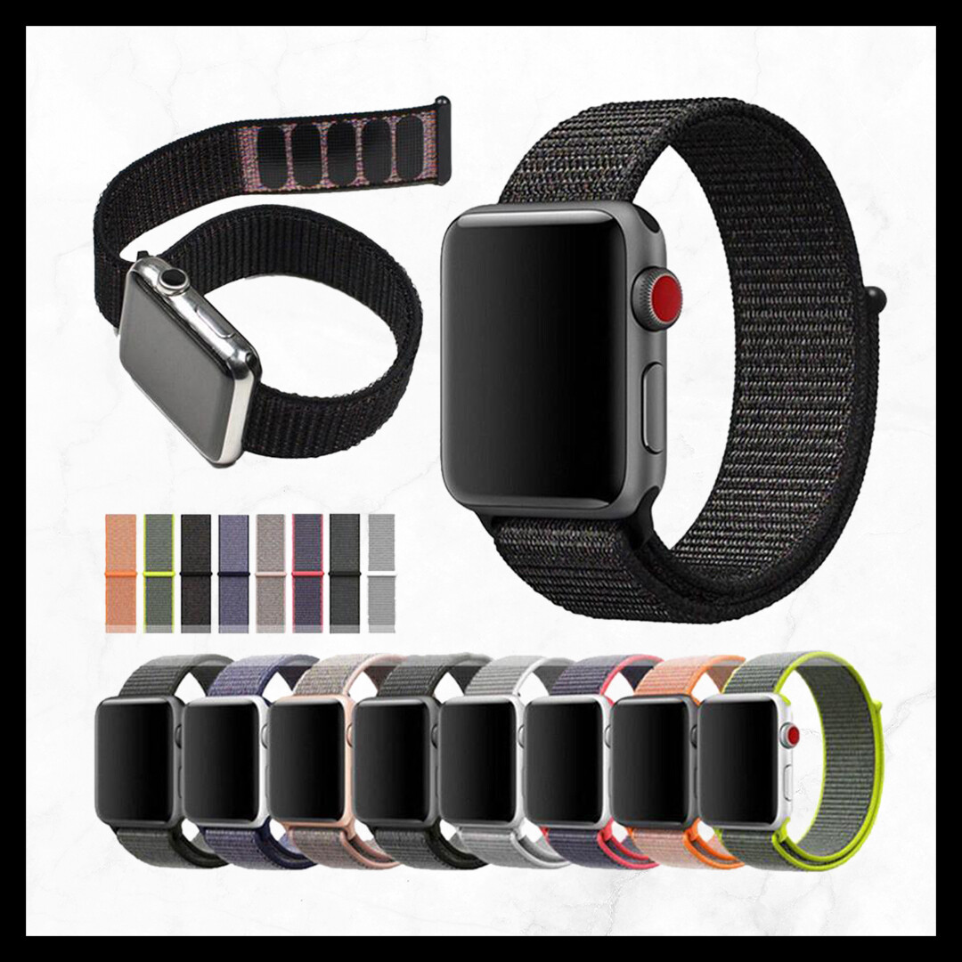 Techmate Soft Velcro Replacement Band