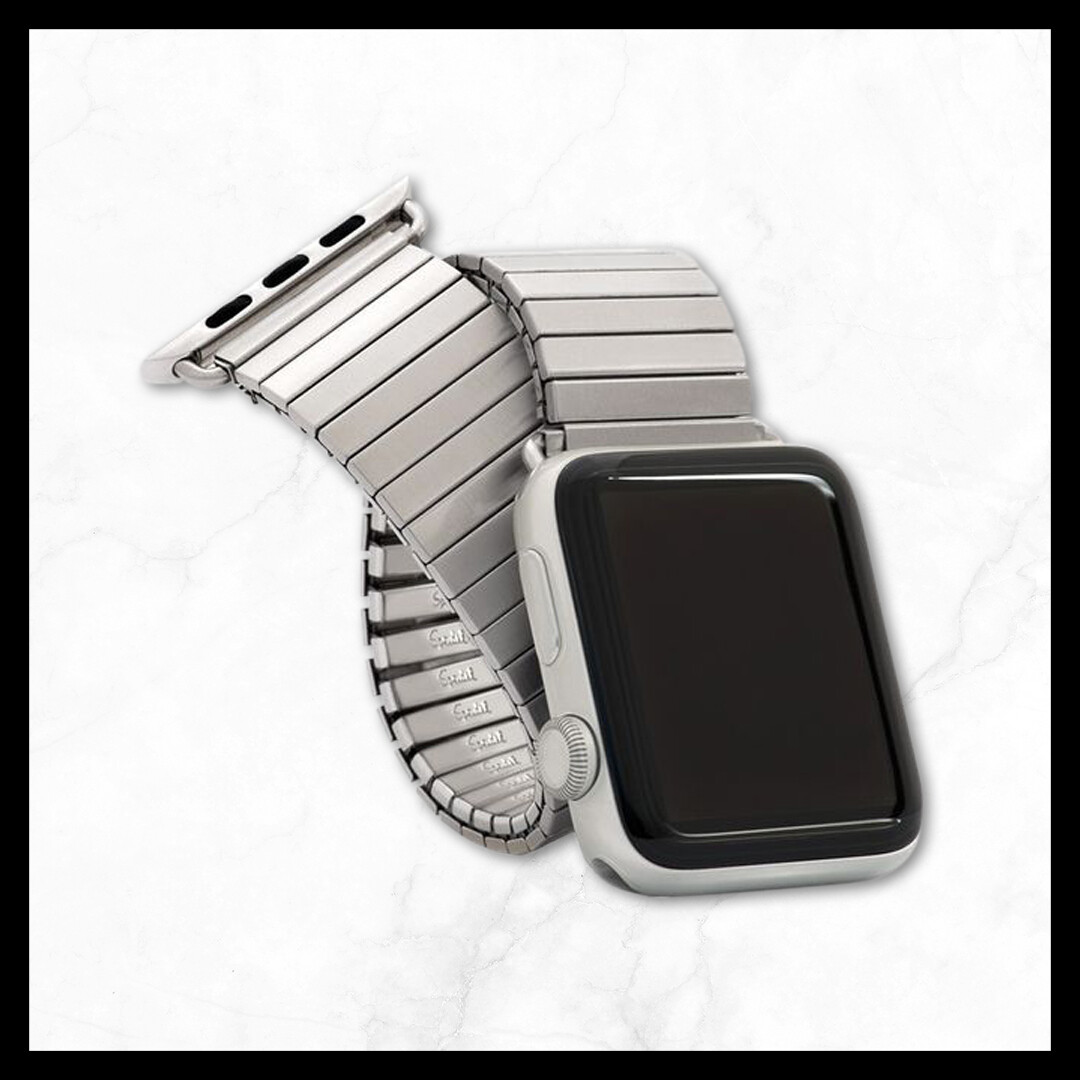 Techmate Stainless Steel  Mesh Band