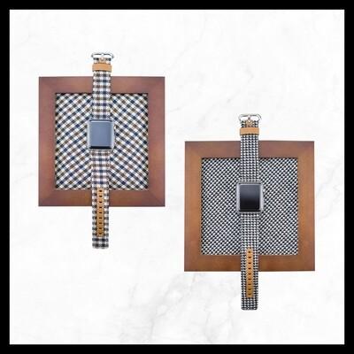 Techmate Printed Pattern PU Leather Strap