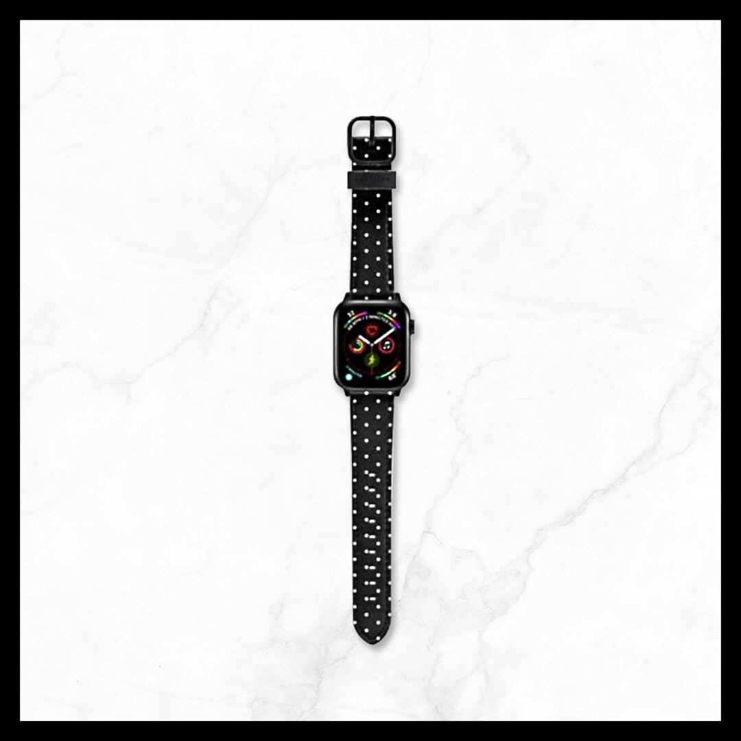 Techmate Dotted PU Leather Strap