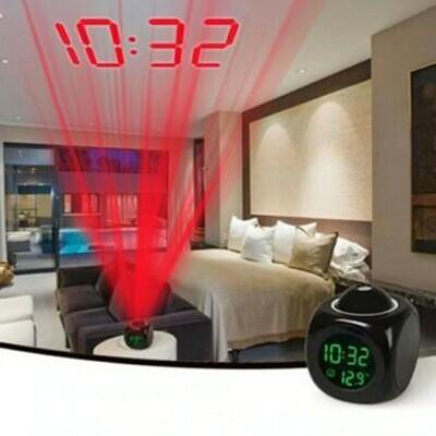 Digital  Projection Alarm Clock