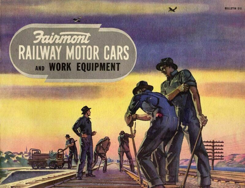Fairmont Motor Cars 36 page Brochure