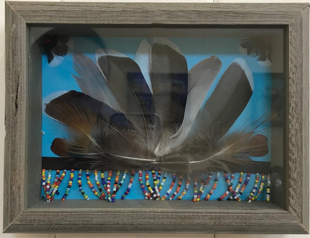 Feather Art by Jana Floersheim