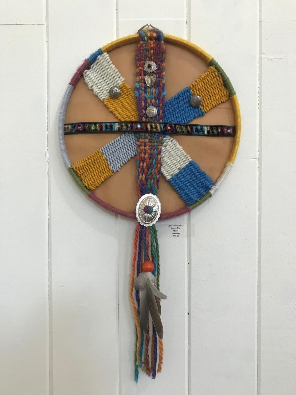 Weaving by Jana Floersheim