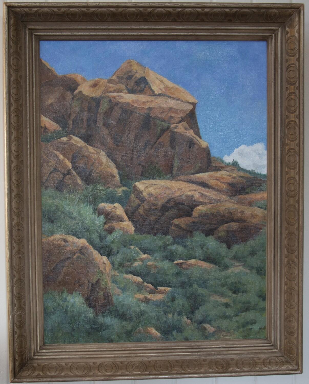 """""""Rock Art"""" by Lois Petersen"""