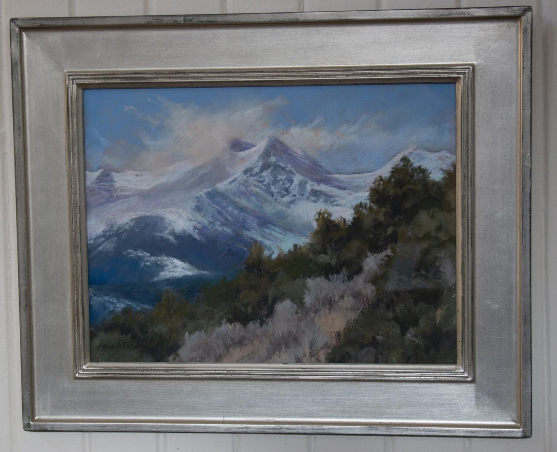 """""""Calebra Peak"""" by Lois Petersen"""