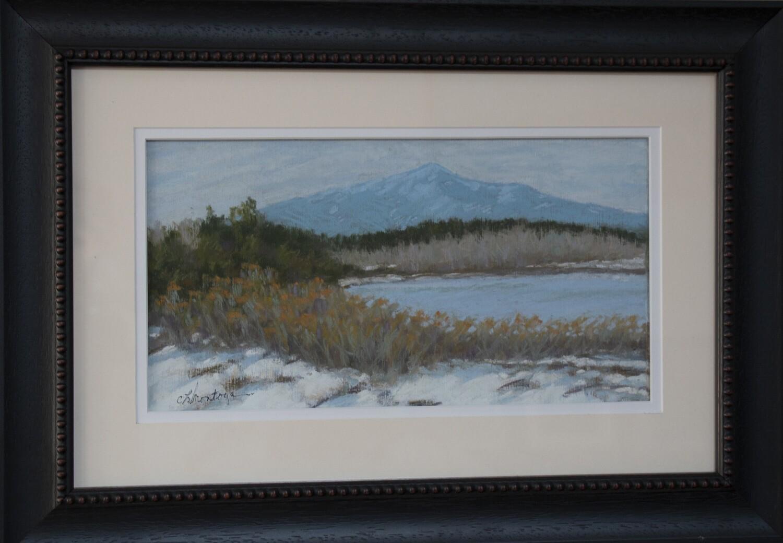 """Green Horn Mountain"" by Cindy Montoya"