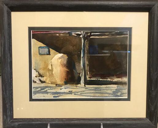 A Quiet Corner by Sam Hughes