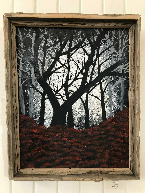 Red Forrest by Matt Chance