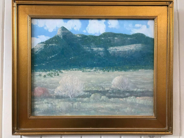 Red River Peak by Joseph Bertola