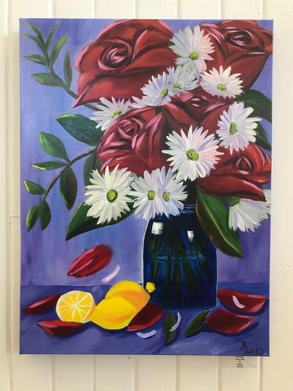 Roses by Dee Burks