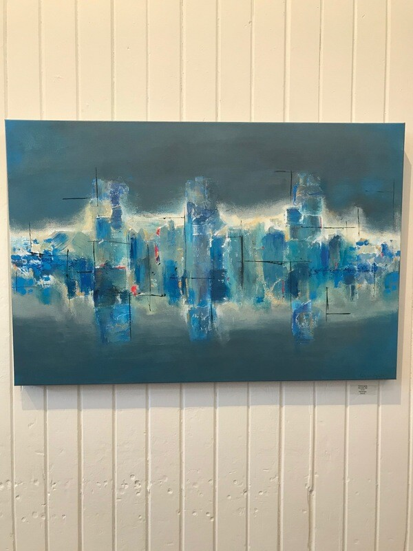 City Escapes by Patricia Aguilar