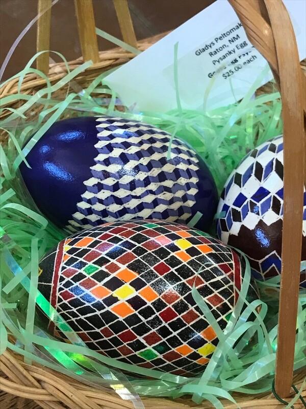Pysanky Goose Egg by Gladys Peltomaki