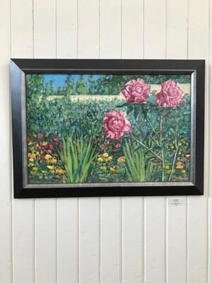 My Garden, Roses by Sam Hughes