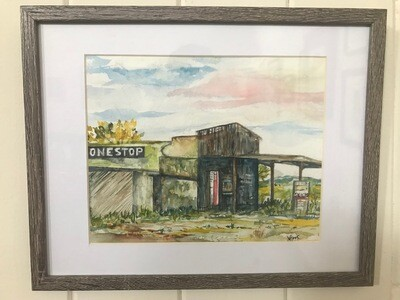 One Stop by Marcia Hook