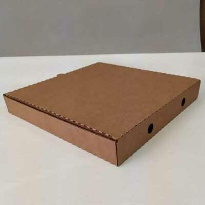 Коробка картонная 25*25*3,7 см.