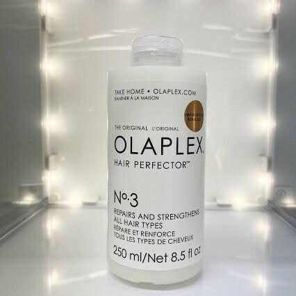 OLAPLEX N°3 / Soin Pré-shampooing 250ml Édition Limitée