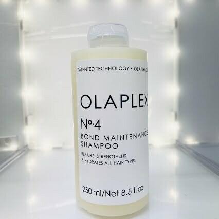 OLAPLEX N°4 / Shampooing réparateur 250ml