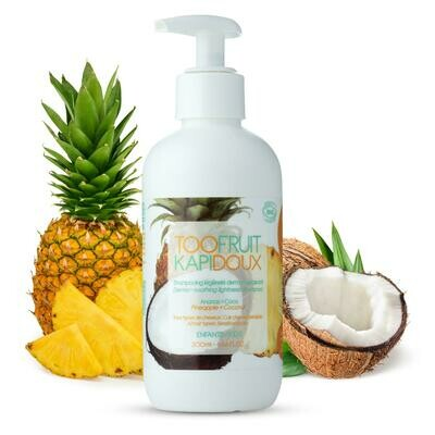 Shampooing BIO Dermo-apaisant Ananas-Coco