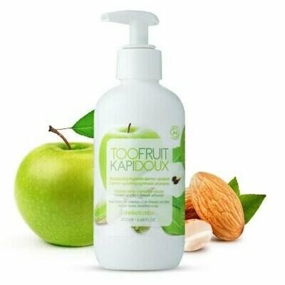 Shampooing BIO Dermo- apaisant Pomme Verte- Amande Douce 200ml