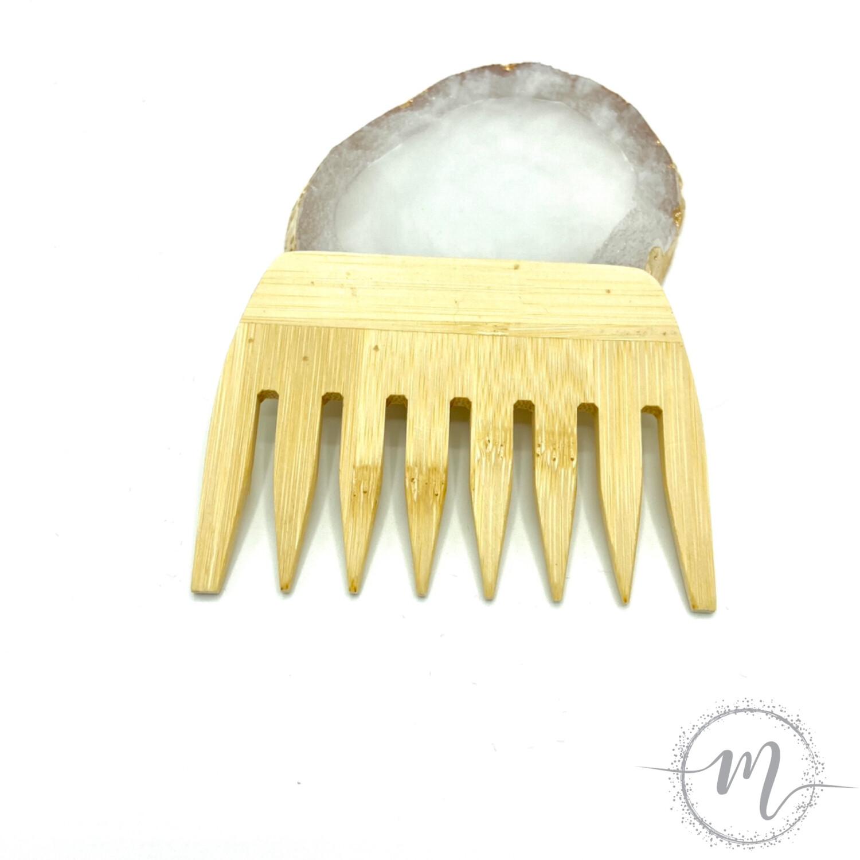 Peigne Bambou