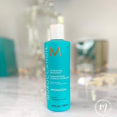 Shampooing Hydratation 250ml Moroccanoil