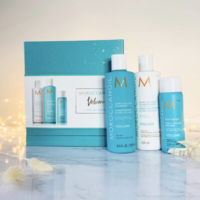 Coffret Volume + Spray volume racines offert
