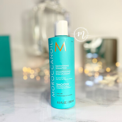 Shampooing Smooth 250ml Moroccanoil