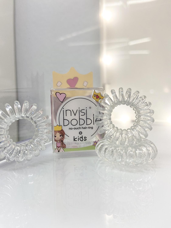 Invisibobble® KIDS Magic Translucide pailleté
