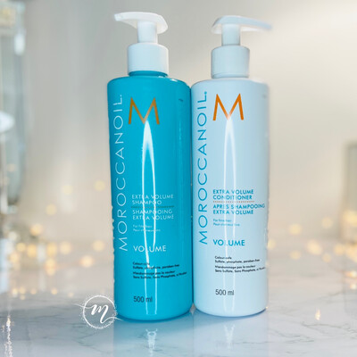 Duo Shampooing & Conditioner Volume 500ml