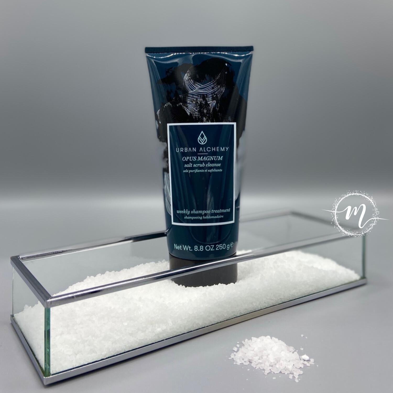 Shampooing Detox Exfoliant au sel marin Urban Alchemy