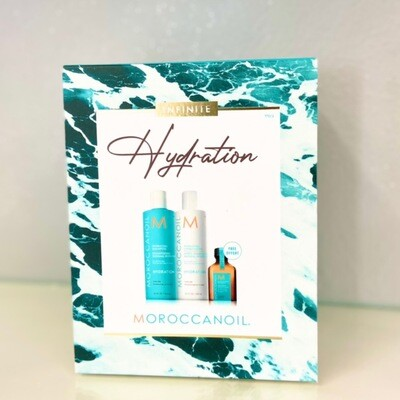 Coffret INFINITE Hydratation*