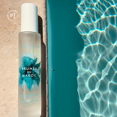 Brume du Maroc Moroccanoil parfum corps et cheveux