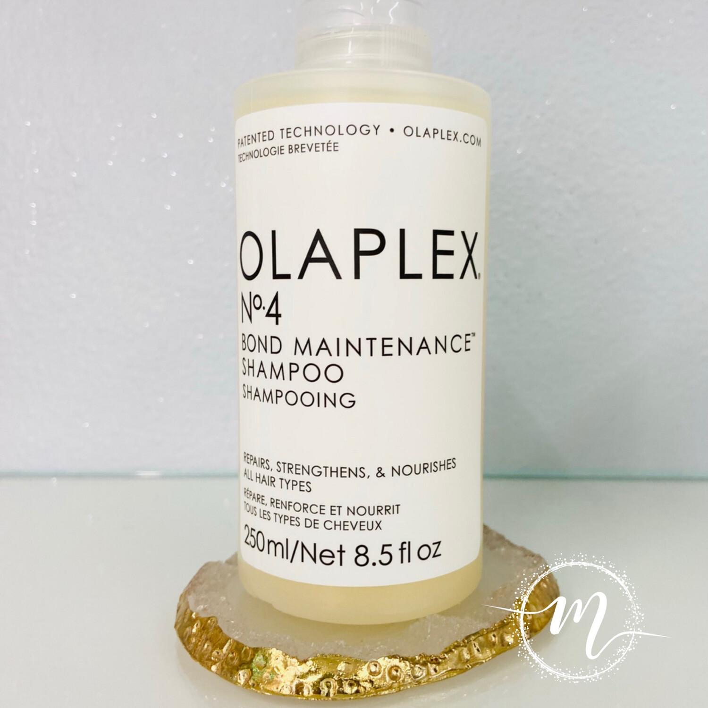 OLAPLEX N°4 Bond Maintenance / Shampooing réparateur 250ml