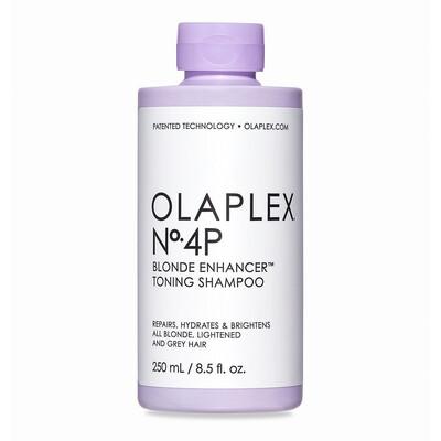 OLAPLEX N°4P Blonde Enhancer Toning Shampoo Shampooing Violet 250ml