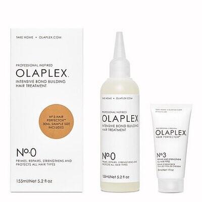 Olaplex n°0 Coffret Soin Réparateur et Fortifiant Intense (inclus N°3)