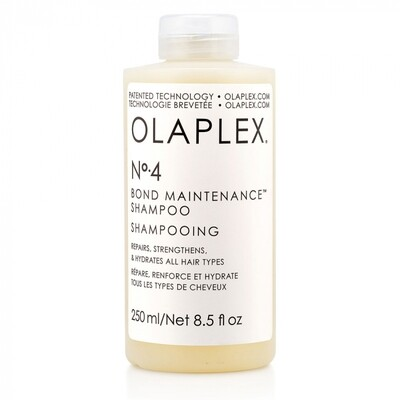 OLAPLEX N°4 Bond Maintenance Shampooing réparateur 250ml
