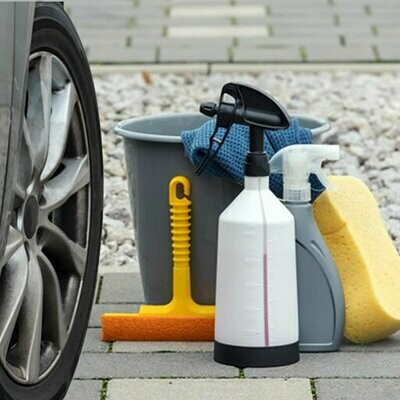 Mobile Car Wash Business Plan