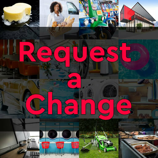 Request a Change