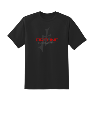Fireline Entertainment Subdued Logo Tee