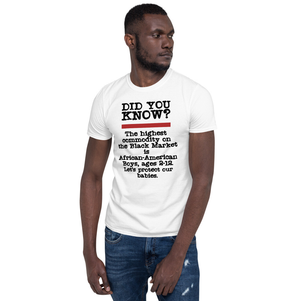 Black Boys 2-12   Did You Know?