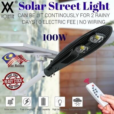 100W Led Street Lighting Lamp 2 COB LED Waterproof