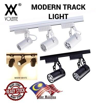 Aluminum LED Track Light 3W/5W/7W