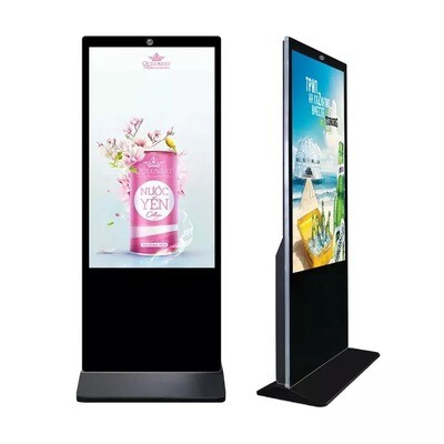 LCD Standing Display