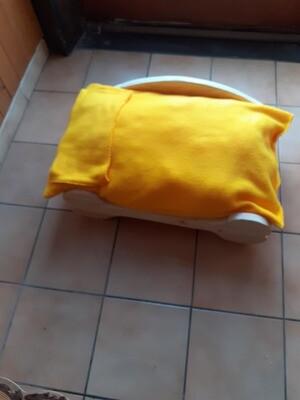 Petit lit original pour petits animaux