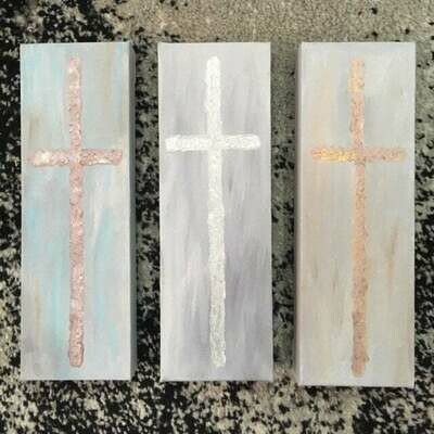 Cross painting,