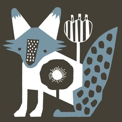 STAMPA - CO•SE - HAPPY FOX